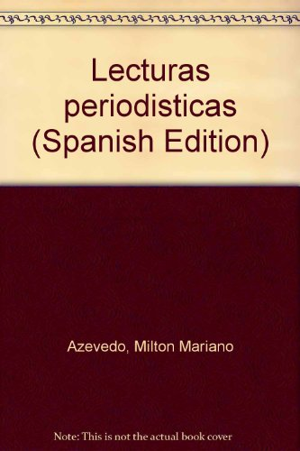 9780669081657: Lecturas periodisticas (Spanish Edition)