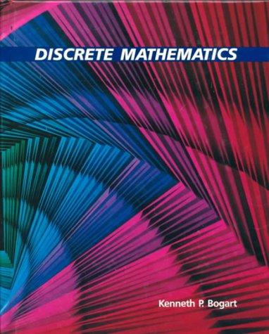9780669086652: Discrete Mathematics (College)
