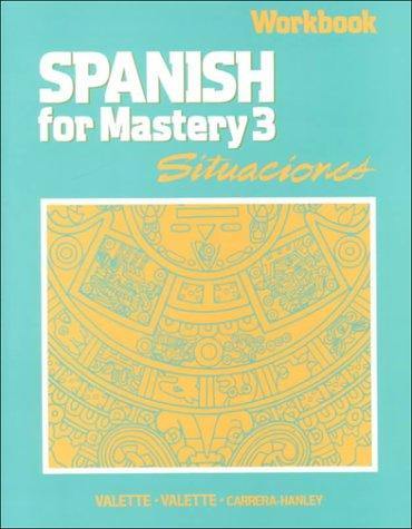 9780669086867: Situaciones (Spanish Edition)