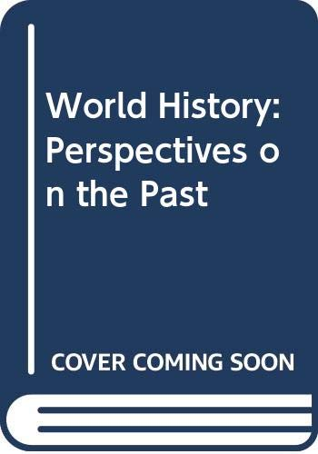 9780669091496: World History: Perspectives on the Past