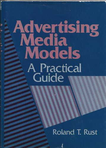 9780669093759: Advertising Media Models: A Practical Guide