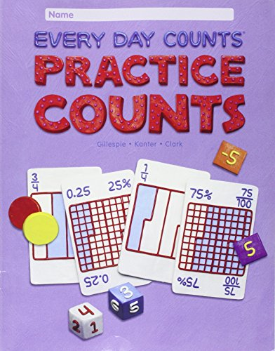 9780669095470: Great Source Every Day Counts: Practice Counts: Workbook Grade 6