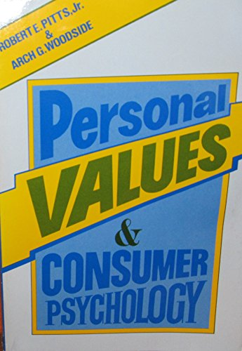 9780669098075: Personal Values and Consumer Psychology