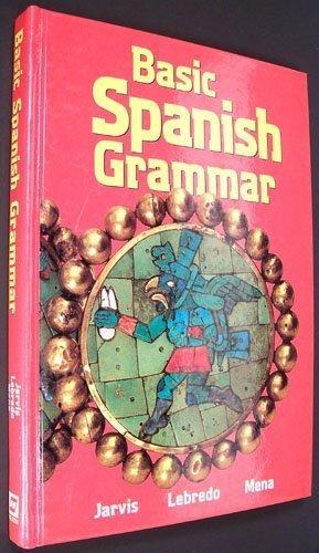 9780669109450: Basic Spanish Grammar