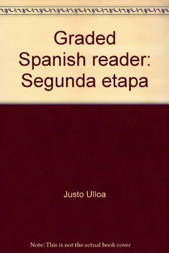 9780669112610: Graded Spanish reader: Segunda etapa