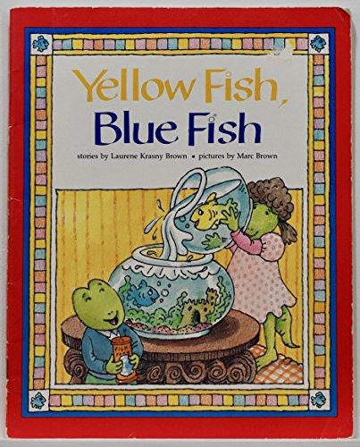 9780669114683: Yellow Fish, Blue Fish (Heath Reading Series, Level PP1)