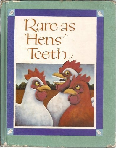 Rare As Hen's Teeth (Heath Reading Series): Donna Alvermann
