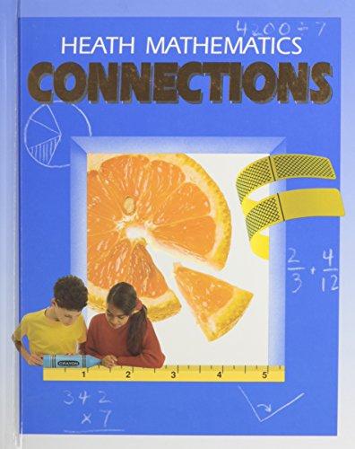 9780669119022: Heath Mathematics Connections: Grade 4