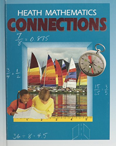 Heath Mathematics Connections : Grade 5: Edward Manfre