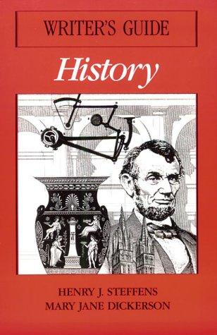 Writer's Guide - History: Henry J. Steffens;