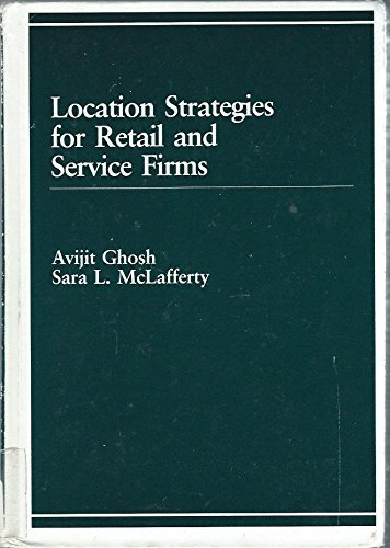 9780669120325: Location Strategies for Retail and Service Firms