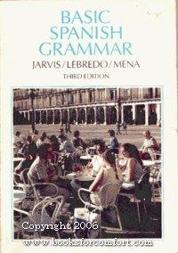 9780669122398: Basic Spanish Grammar (College)