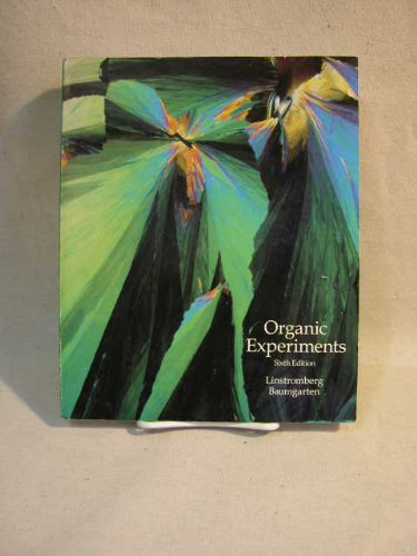 9780669126624: Organic Experiments (College)
