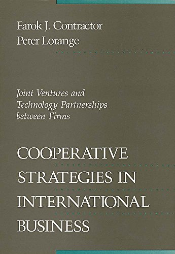 9780669149272: Cooperative Strategies in International Business