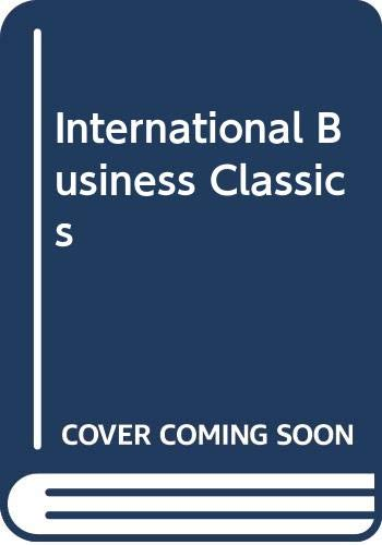 9780669149319: International Business Classics