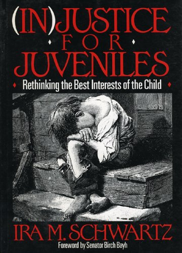 9780669149630: (In)Justice for Juveniles: Rethinking the Best Interests of the Child