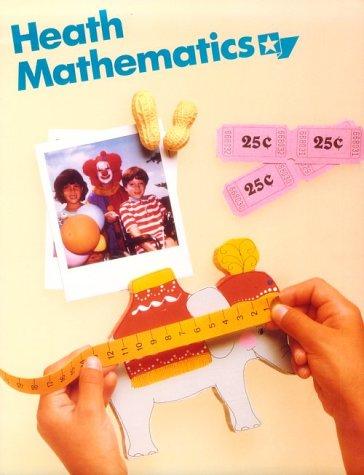 9780669159219: Heath Mathematics Grade 1