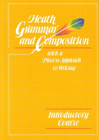 9780669159646: Health Grammar and Composition: Introductory Course