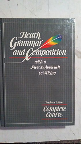 9780669159790: Heath Grammar and Composition, with a Process Approach to Writing Second Course