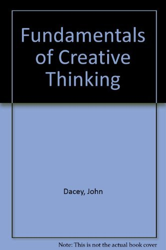 9780669161410: Fundamentals of Creative Thinking