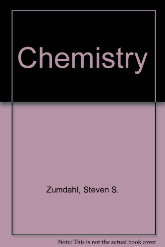9780669167085: Chemistry