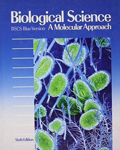 9780669178654: Biological Science: A Molecular Approach
