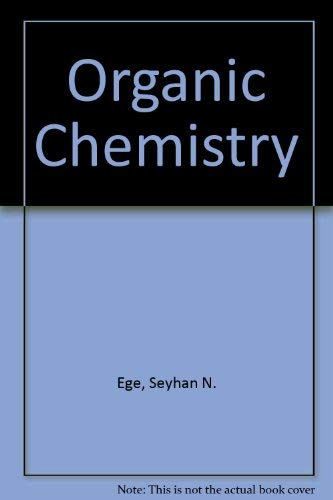 9780669181784: Organic Chemistry