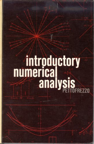 9780669192407: Introductory Numerical Analysis