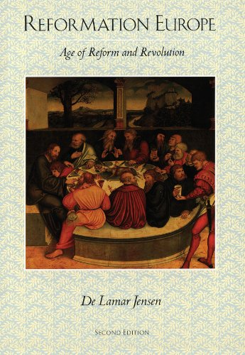 9780669200096: Reformation Europe: Age of Reform and Revolution, 2nd Edition
