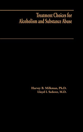 9780669200195: Treatment Choices for Alcoholism and Substance Abuse