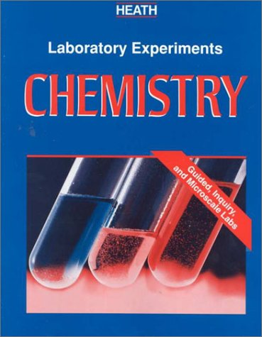 Chemistry: Laboratory Experiments: Ted Hall; Clifford L. Schrader; Irene C. Watsh; David A. Kukla; ...