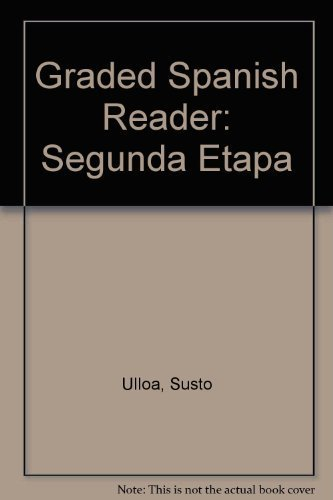 9780669204605: Graded Spanish Reader: Segunda Etapa
