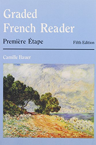 Graded French Reader: Premiere Etape: Camille Bauer