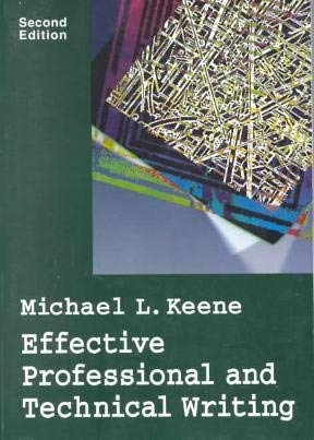 9780669205954: Effective Professional and Technical Writing (College)