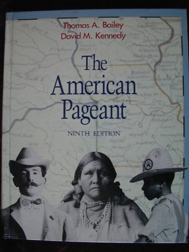 9780669210507: The American Pageant/Book 1 and 2 in One/Complete Version
