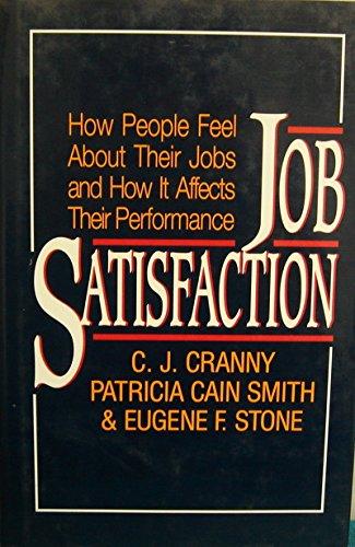 Job Satisfaction: C. J. Cranny