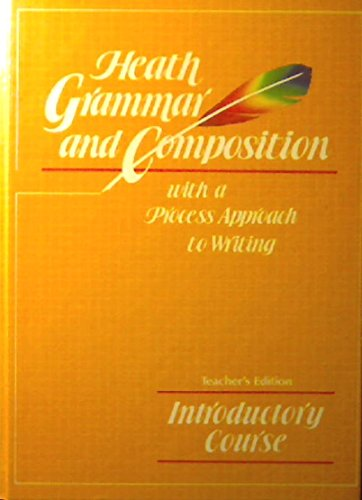 9780669235043: Heath Grammar and Composition Introductory Course