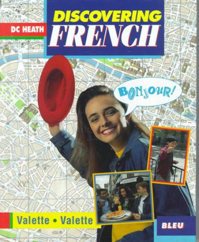 9780669239195: Discovering French Bleu