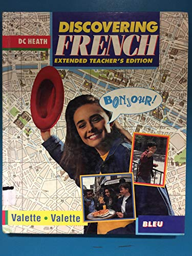 9780669239201: Discovering French Extended Teacher's Edition