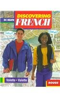 9780669239553: Discovering French Rouge