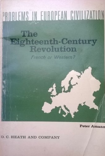 The Eighteenth-Century Revolution: French or Western?