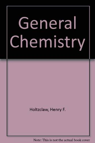 9780669244311: General Chemistry With Qualitative Analysis
