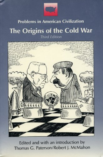 9780669244458: The Origins of the Cold War (Problems in American civilization)