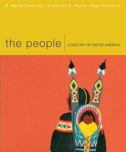 9780669244953: The People: A History of Native America