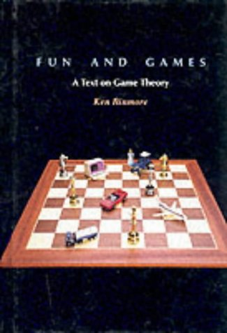 9780669246032: Fun and Games: A Text on Game Theory