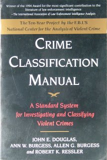 9780669246384: The Crime Classification Manual