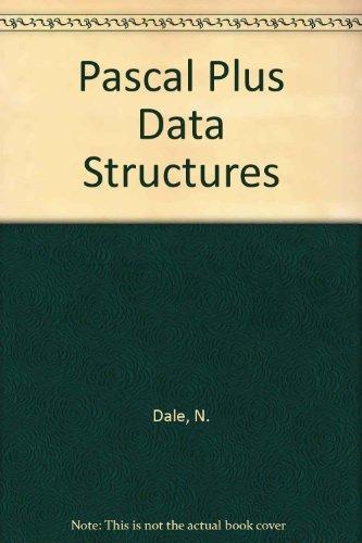 9780669248302: Pascal Plus Data Structures