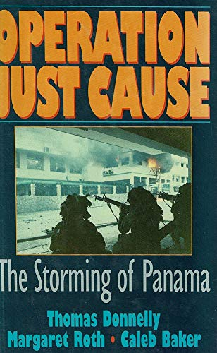9780669249750: Operation Just Cause: The Invasion of Panama