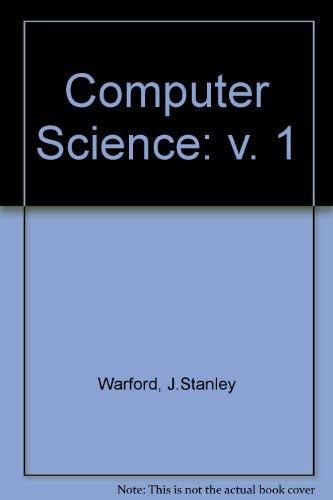 9780669249767: Computer Science Volume 1