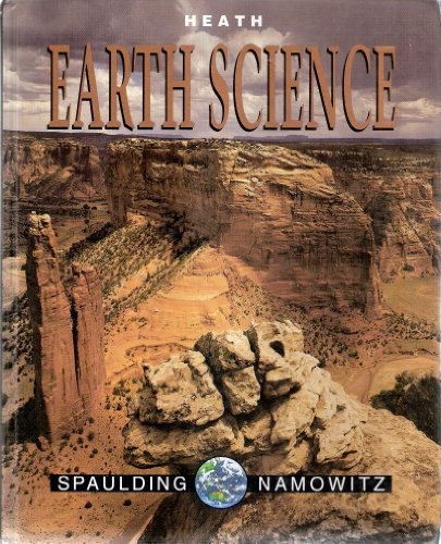 9780669261837: McDougal Littell Earth Science: Student Edition Grades 9-12 1994